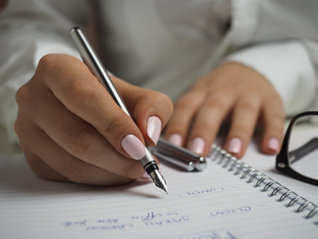 Rédiger une lettre de motivation
